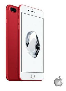 iPhone 7 Plus 256 Gb Vermelho Red Edition F/grátis