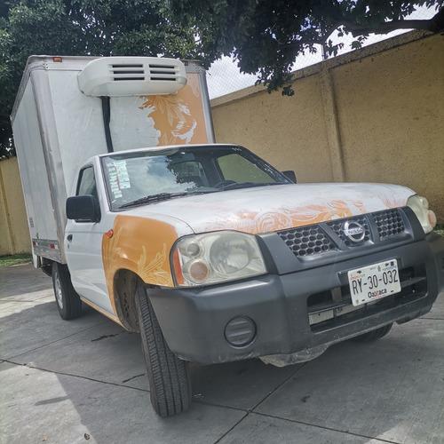 Imagen 1 de 8 de Nissan Np300 Chasis Cabina Con Caja Refrigerada