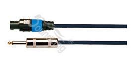 Imagen 1 de 1 de Cable Soundking Bd125 30ft 9 Metros Plug Speakon