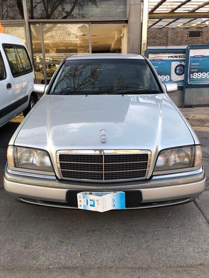 Mercedes Benz C 220 1985 Aut. Con Cuero Nogal