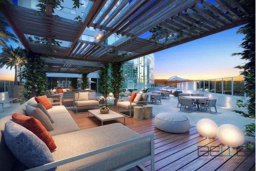 Apartamento Com 4 Dormitórios À Venda, 138 M² Por R$ 2.834.000,00 - Centro - Balneário Camboriú/sc - Ap0108