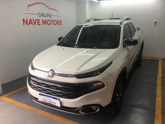 Fiat Toro Volcano At9 2017 Blanca Aa788