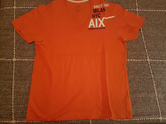 Remera Armani Exchange Talle L, Excelente
