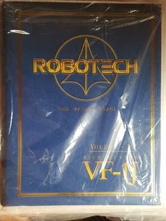 Masterpiece Toynami Rick Hunter V1 Robotech