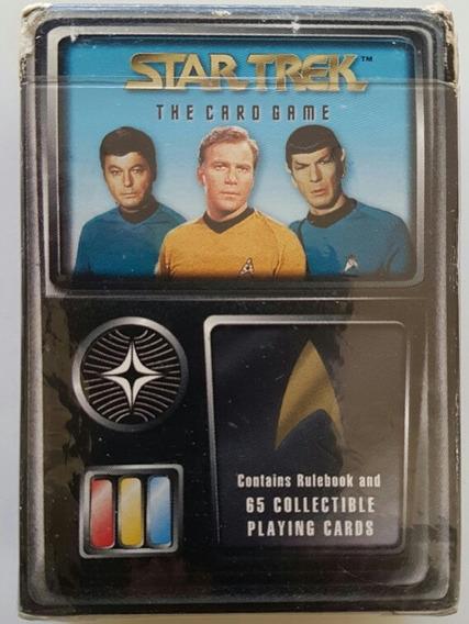 Star Trek The Card Game