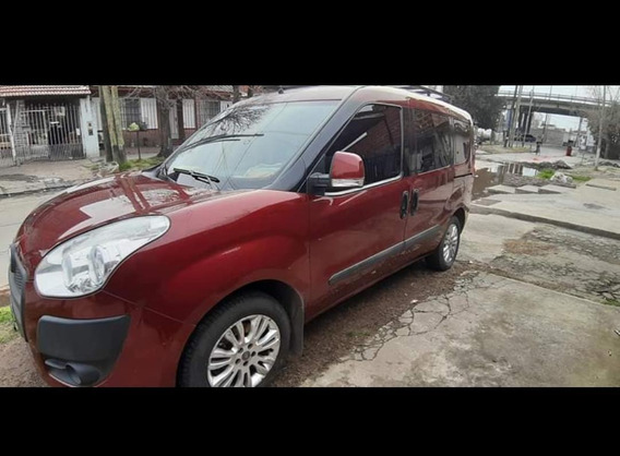 Fiat Doblo 1.4 Active Family 2013
