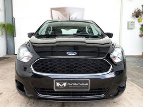 Ford Ka 1.0 Se Flex 4p 2015/2015 Preto