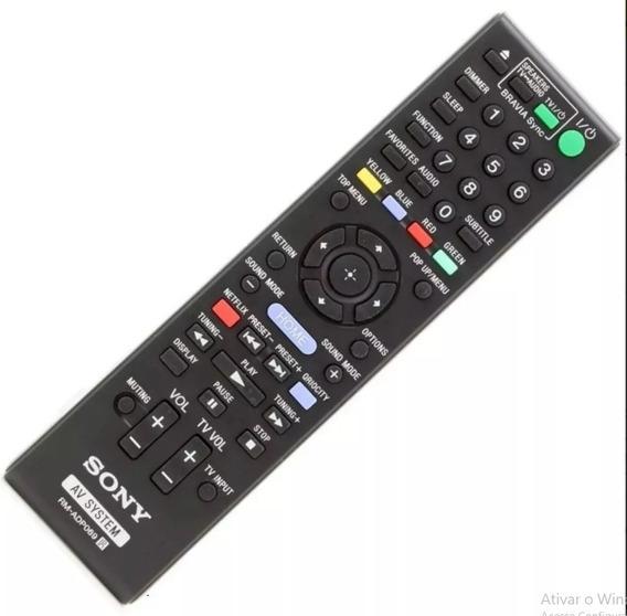 Controle Remoto Sony Rm- Adp057 Bdv-e280 E370 E880 E970 E985