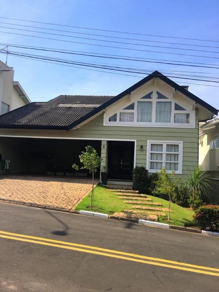 Casa Com 4 Dormitórios À Venda Por R$ 2.400.000 - Condomínio Residencial Oruam - Valinhos/sp - Ca2214