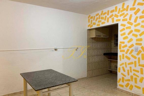 02 Cômodos Para Alugar Por R$ 750/mês - Jardim Betel - Guarulhos/sp - Ca0049
