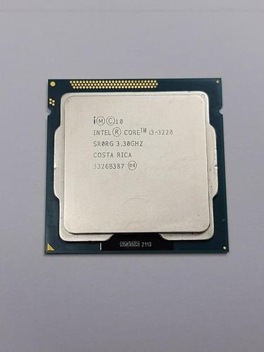 Processador Intel Gamer I3 3220 3.30ghz