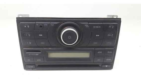 Rádio Nissan Livina Original
