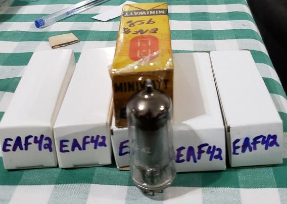 Valvula Eletrônica Eaf42 Usada Em Boa Condição.