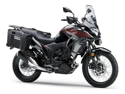 Kawasaki Versys-x 300 Tourer 0km 2021 - 2 Anos Garantia (a)