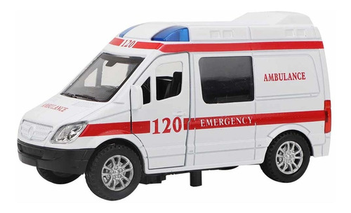 21:32 Mini Estimulação Liga Ambulância Carro Som & Luz Mod