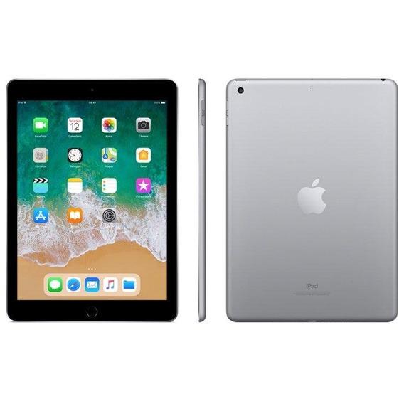 Novo iPad Apple, Tela Retina 9.7, 32gb, Cinza, Wi-fi