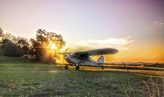 Avião Experimental Ultraleve Wag-aero Pa-15 Wag-a-bond