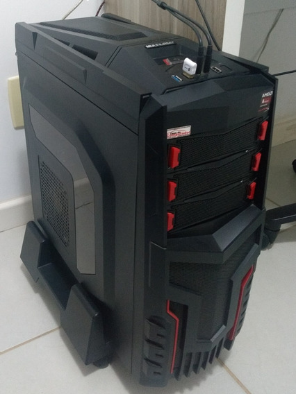 Computador Gamer (gtx 1050, 8gb Ram, 1tb Hdd, 120 Gb Ssd)