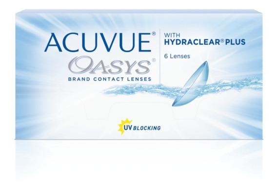 Lentes De Contacto Acuvue Oasys - Óptica Florida