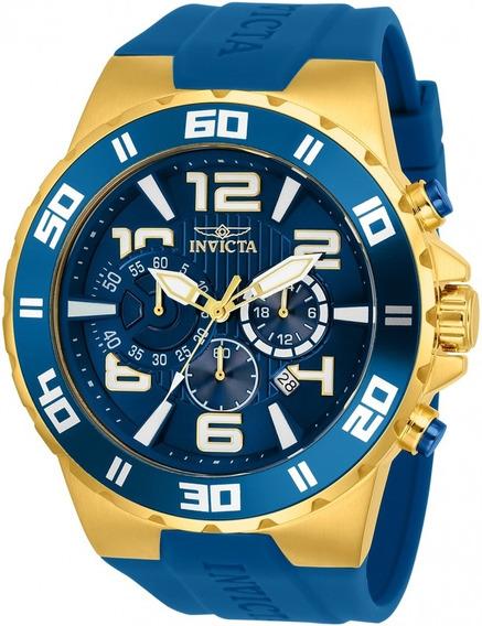 Relogio Invicta Original Pro Diver 24670 Novo Nf E Garantia
