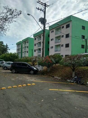 Apartamento Com 2 Dormitórios À Venda, 65 M² Por R$ 155.000 - Jardim Chácara Méa - Suzano/sp - Ap0795