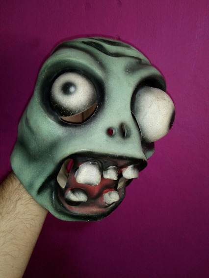 Mascara De Plata Vs Zombies