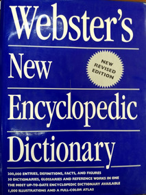 Websters New Encyclopedic Dictionary S/autor
