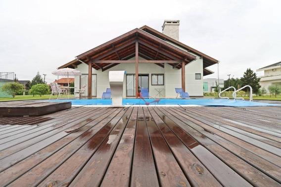 Casa Com 3 Dormitórios Para Alugar, 270 M² Por R$ 5.500/mês - Campo Largo Da Roseira - São José Dos Pinhais/pr - Ca0092