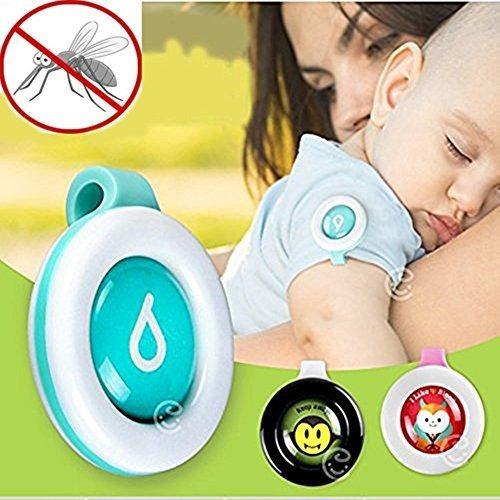 Botón Repelente Mosquito Boton Antimosquito $