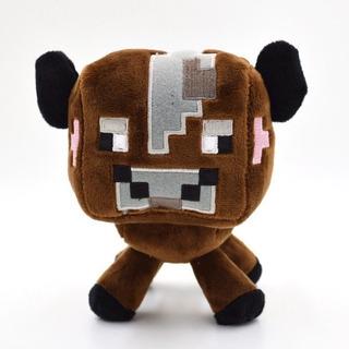 Minecraft Peluche Vaca