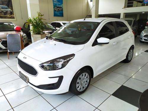 Imagem 1 de 10 de Ford Ka 2019 1.0 Se Flex 5p