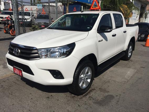 Toyota Hilux 2.7 Cabina Doble Sr