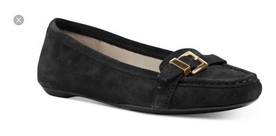 Zapatos Michael Kors Para Dama Rory Negro Condorado !!