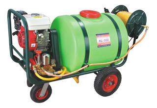 Carretilla Fumigadora Motor 5.5hp 500psi 160l Tecnodeliv