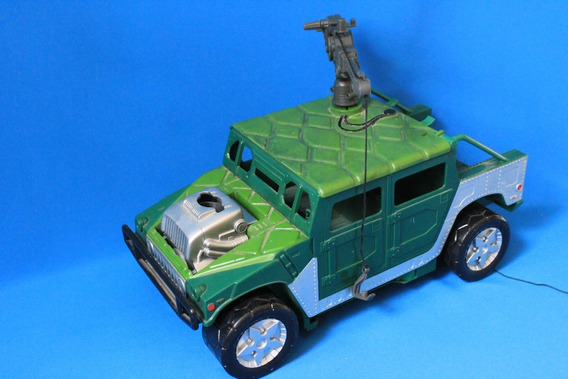 Jeep Camion Tmnt Vehiculo Coleccion