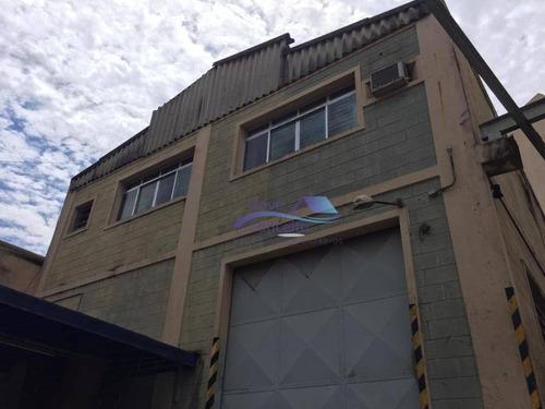 Imagem 1 de 10 de Galpão Para Alugar, 600 M² Por R$ 12.000,00/mês - Vila Formosa - São Paulo/sp - Ga0194