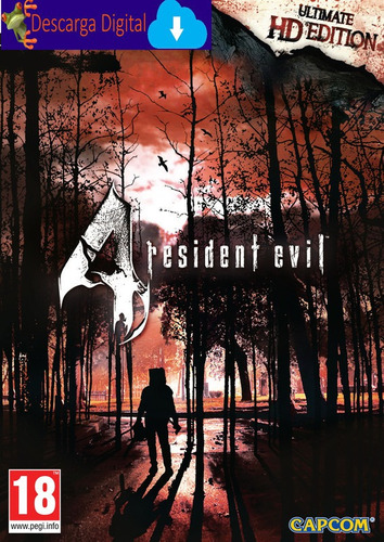 Resident Evil 4 Ultimate Hd Edition Juego Pc Digital