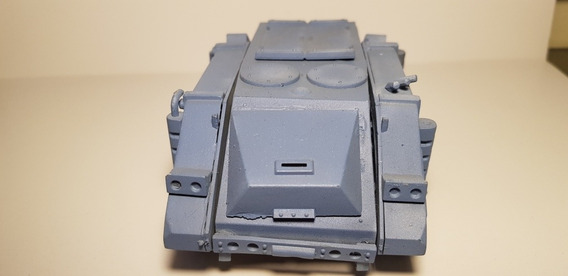 Warhammer 40k 40.000 Space Marines Rhino Mk1 Sem Primer