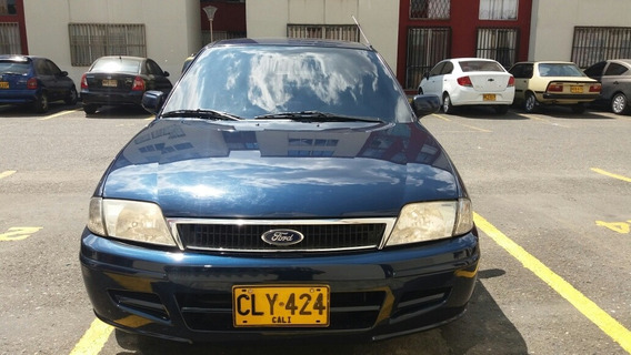 Ford Laser 1.300 Cc