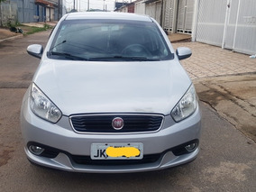 Fiat Grand Siena 1.4 Attractive Flex 4p 2012