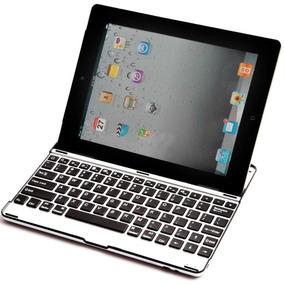 Mini Teclado Case Bluetooth Wireless iPad 2 E 3 Tablet 8