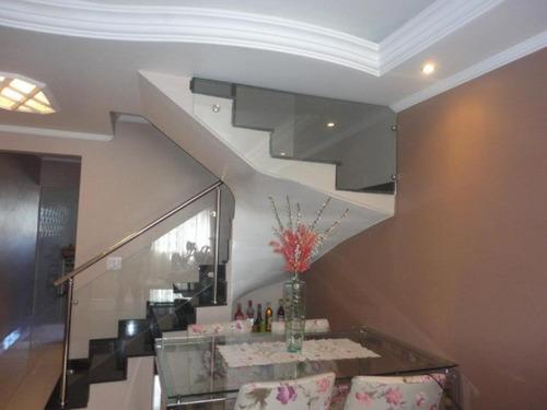 Imagem 1 de 15 de Sobrado Para Venda Por R$540.000,00 Com 130m², 3 Dormitórios, 1 Suite E 4 Vagas - Vila Nhocuné, São Paulo / Sp - Bdi35636