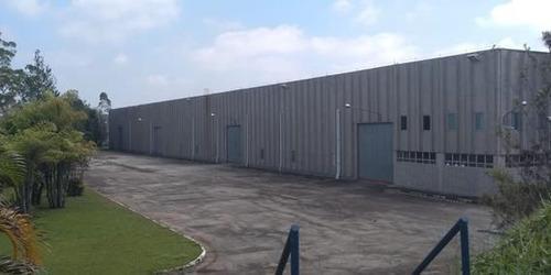 Galpão Para Industria Ou Logística Ha 5 Km Rodoanel Terreno De 61.803,93 Construída De 10.934,13 M² - Gl00005 - 68651810