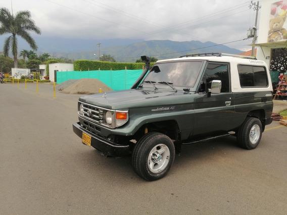 Toyota Macho 1995 4.5 Fzj70