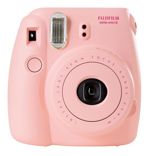 Câmera Revelação Instantânea Fujifilm Instax Mini 9 Rosa