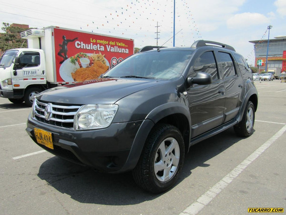 Renault Duster Expression 1600cc Aa Ab