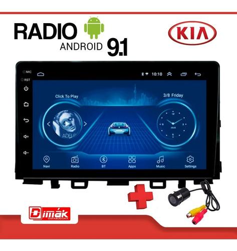 Radio Android Kia Rio 2018/2020 Gps Wifi Usb+ Camara!!