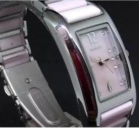 Relógio Touch Tnt0208 Feminino Webclock Relógio