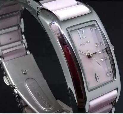 Relógio Touch T0208 Feminino Webclock Relógio