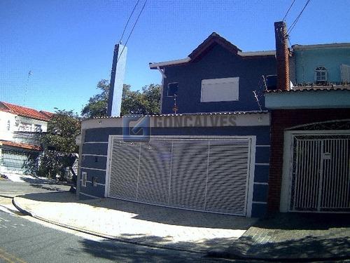 Venda Sobrados Sao Bernardo Do Campo Santa Terezinha Ref: 14 - 1033-1-141252